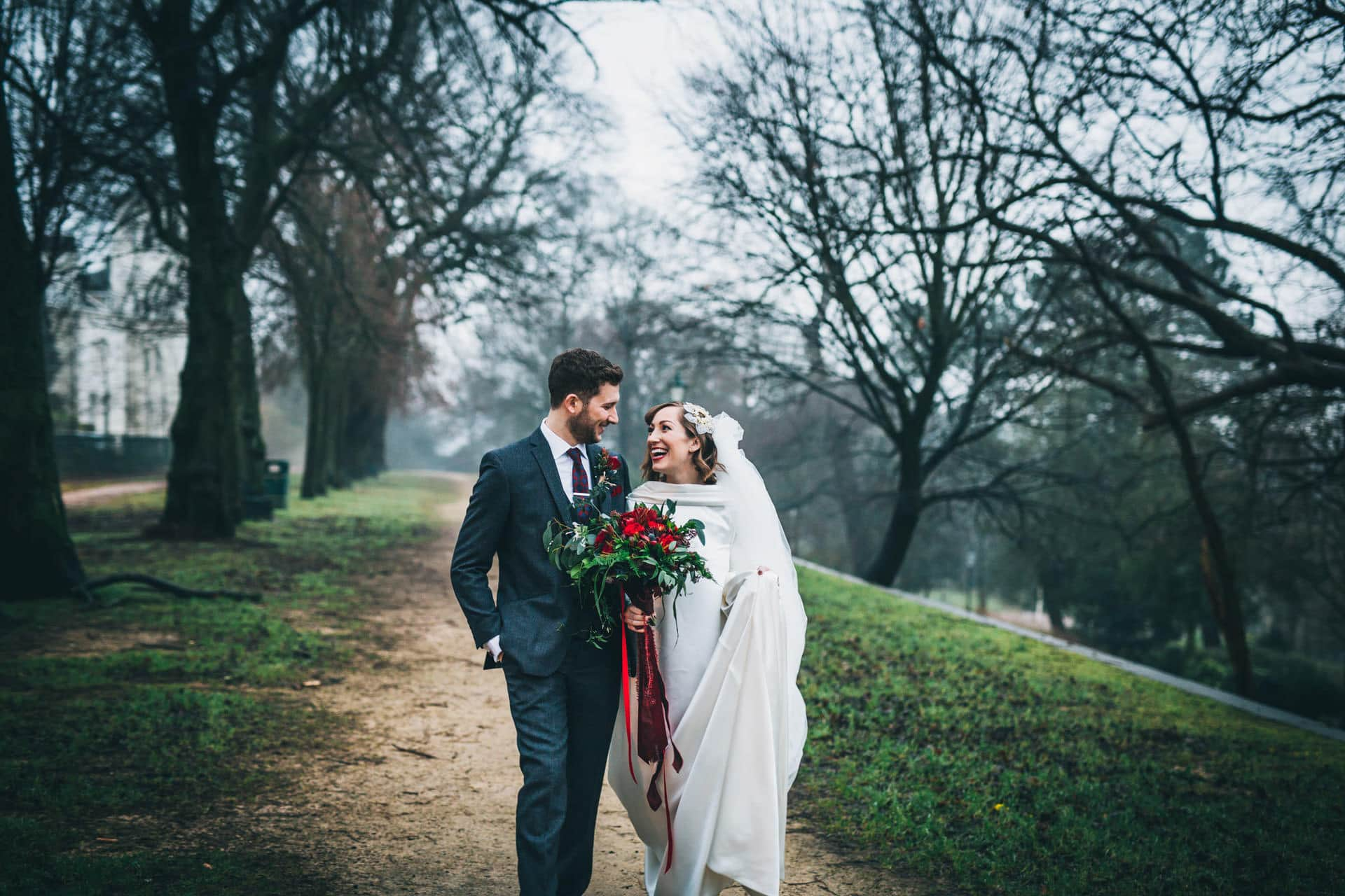 Preston wedding photographer - a bespoke wedding g