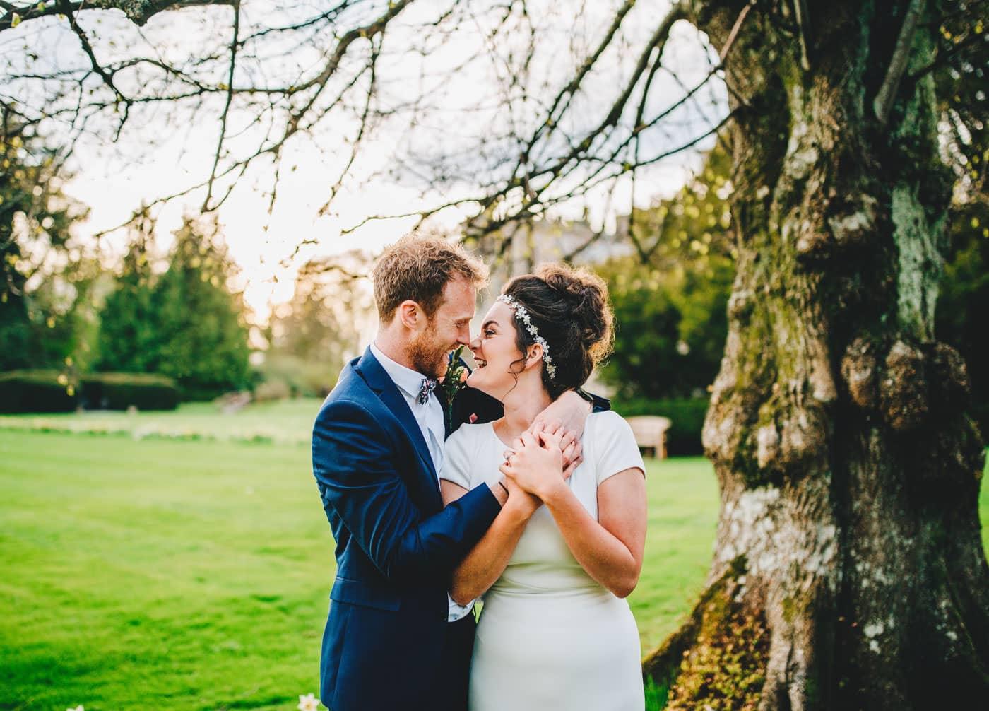 lovely relaxed couples at Armathwaite Hall Keswick
