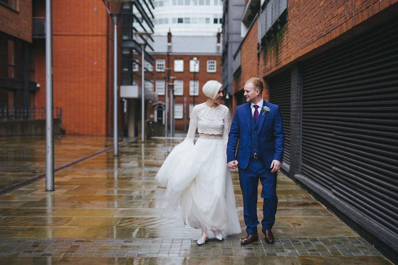 Great John Street Hotel - Manchester City Centre wedding