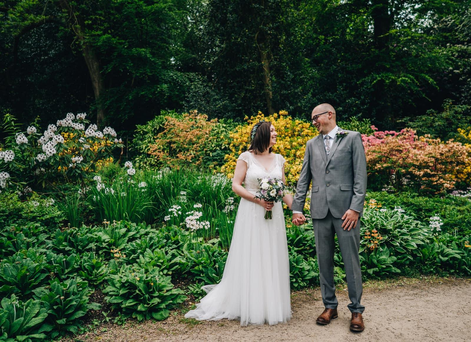 Quarry Bank Mill Wedding Pictures - Rachel Joyce Photography
