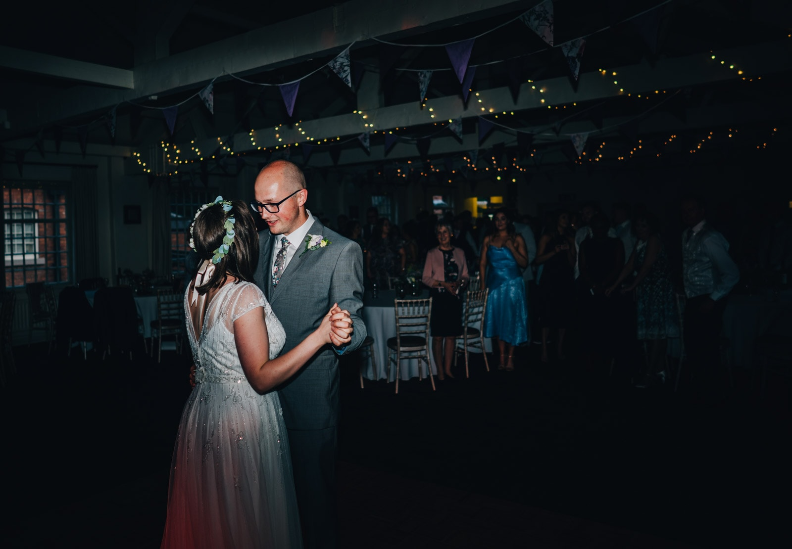 first dance at Quarry Bank Mill