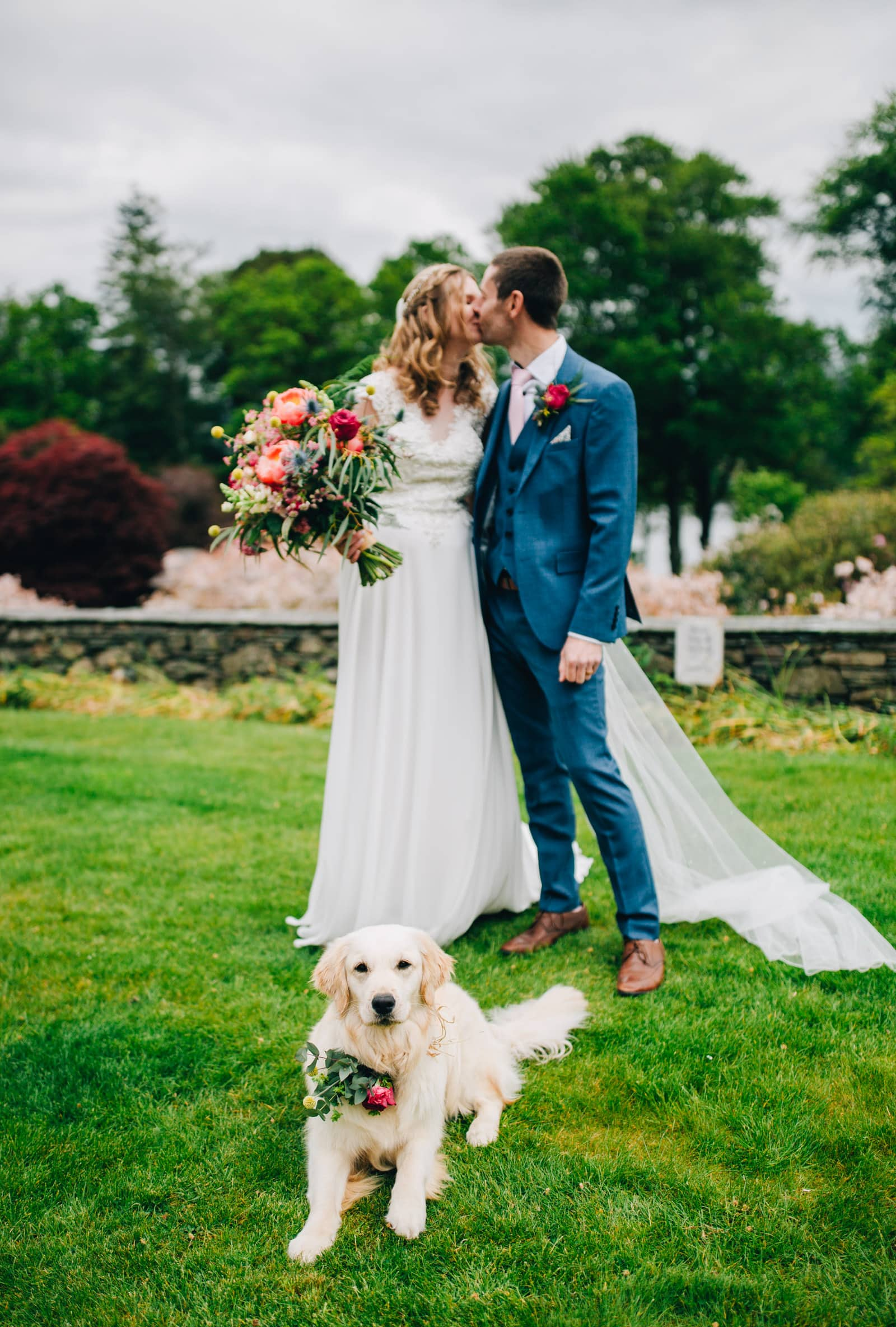 Dog friendly wedding venue in Lake District